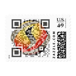 SimIS Inc. QR Stamp