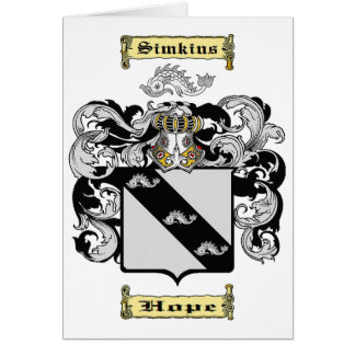 Simkins Card