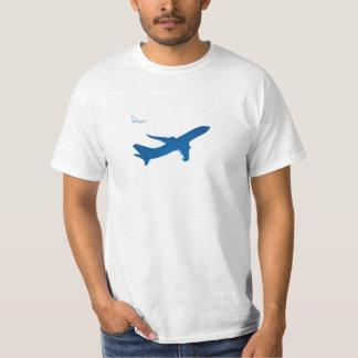 simMarket Paper Sky 6 T-Shirt