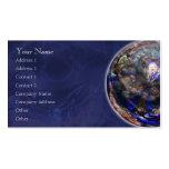 Simmer Mandala - Artwork Business Cards