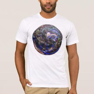 Simmer Mandala - Fractal Abstract Shirt