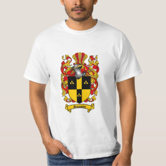 Simmons Family Crest - Simmons Coat of Arms T-Shirt