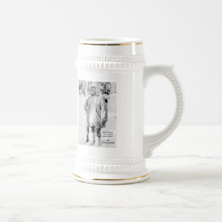 Simo Hayha - the world's greatest sniper. Beer Stein