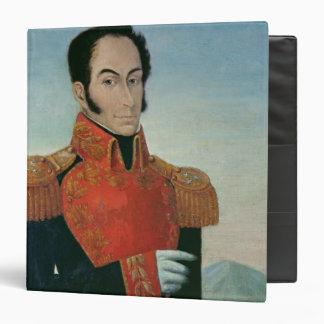 Simon Bolivar Binder