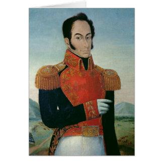 Simon Bolivar Card