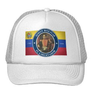 Simon Bolivar Mesh Hats