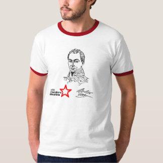 Simon Bolivar Hugo Chavez Tshirt