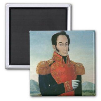 Simon Bolivar Magnet