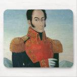 Simon Bolivar Mouse Pad