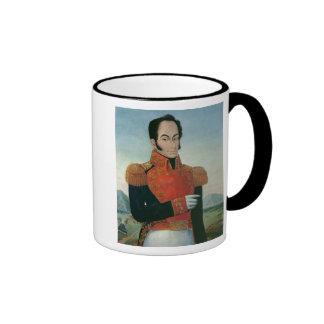 Simon Bolivar Coffee Mugs