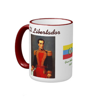 Simon Bolivar* Mug