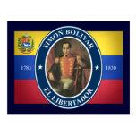 Simon Bolivar Postcards