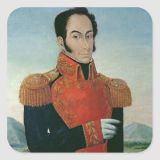 Simon Bolivar Stickers