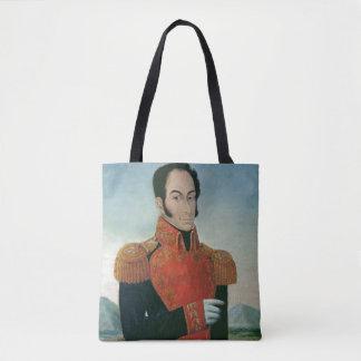 Simon Bolivar Tote Bag