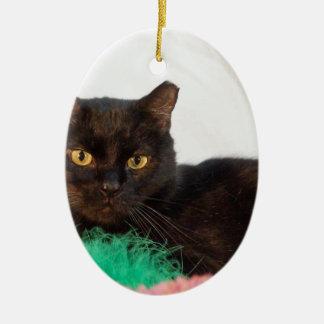 Simon Ceramic Ornament