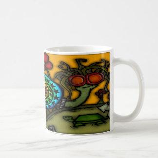 Simon el caracol tazas de café