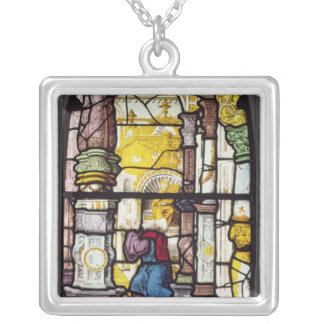 Simon in the Temple beholding the Holy Spirit Pendants