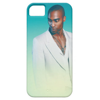 Simon iPhone 5 Case (Blue Gradient)