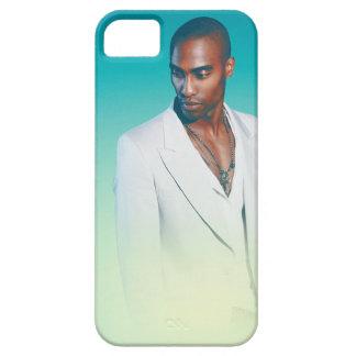 Simon iPhone 5 Case (Blue Gradient)