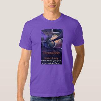 """Simon Lang's """"Timeslide"""" T-shirt"""