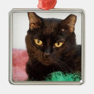 Simon Metal Ornament