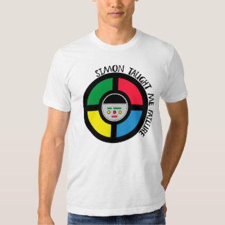 Simon Taught Me Failure T-Shirt