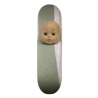 Simon (the baby doll head of wonder) skateboard deck