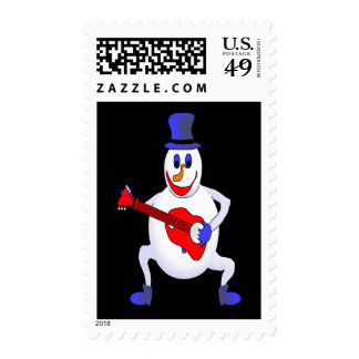 Simon The Snowman Postage
