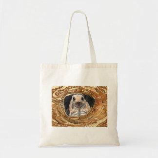 Simon The Squirrel Tote Bag