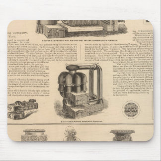 Simonds Manufacturing Company Stewart Mouse Pad