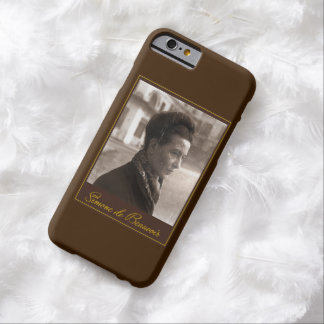 Simone de Beauvoir Barely There iPhone 6 Case