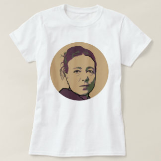 Simone de Beauvoir T-Shirt