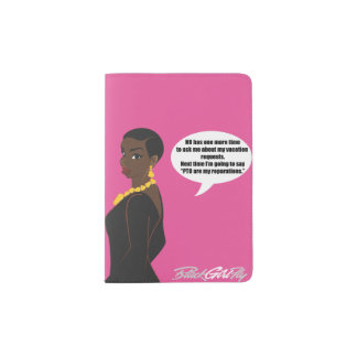 Simone decides that PTO = Reparations Passport Holder