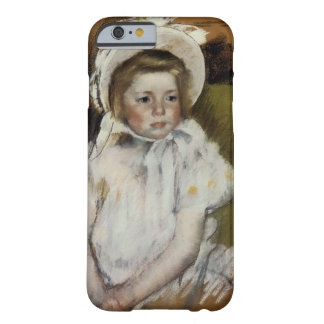 Simone in a White Bonnet Barely There iPhone 6 Case