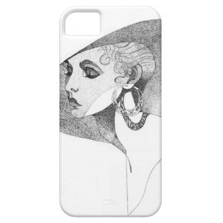 Simone iPhone SE/5/5s Case