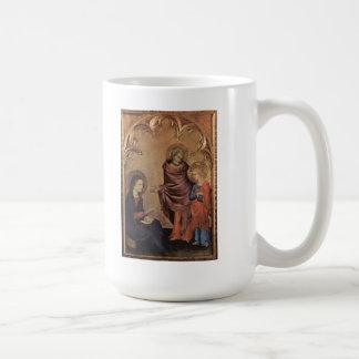 Simone Martini Art Classic White Coffee Mug