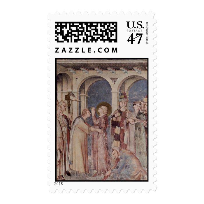 Simone Martini Art Stamp