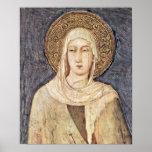 """Simone Martini -"""" Clare"""" Posters"""
