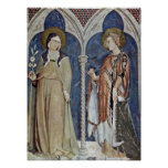 Simone Martini-Holy Print
