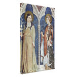 Simone Martini - santo Lona Estirada Galerias