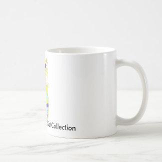 Simone. The Cool Cat Collection Coffee Mug