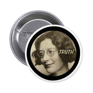 Simone Weil Button