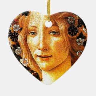 Simonetta Ceramic Ornament