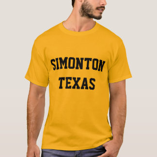 SIMONTON, TEXAS T-Shirt