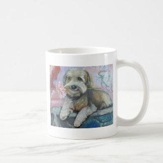 simpatia di un cane.jpg coffee mugs