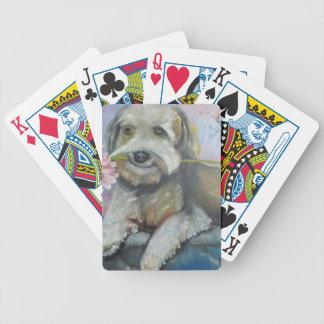 simpatia di un cane.jpg poker deck