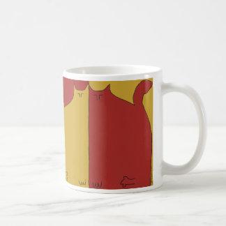 Simpatico Cats Mug
