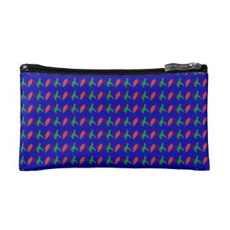 Simple Abstract Irregular Forms Makeup Bag