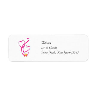 Simple Address Labels