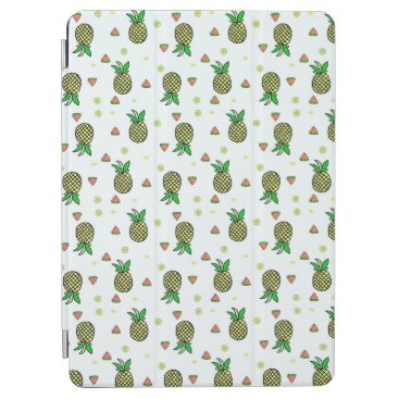Simple Adorable Pineapple Pattern   iPad Air Case
